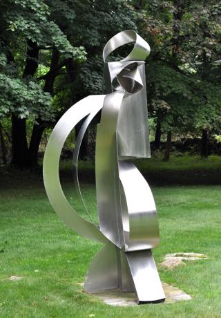 Improvisation (Naomi Press, Stainless Steel, 1988)